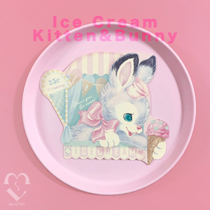 icecream bunny カード