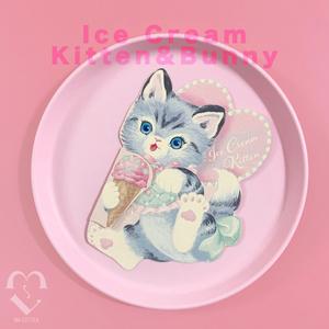 icecream kitten カード