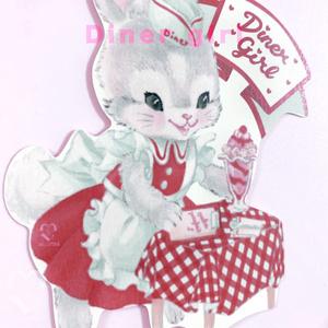Diner girl カード