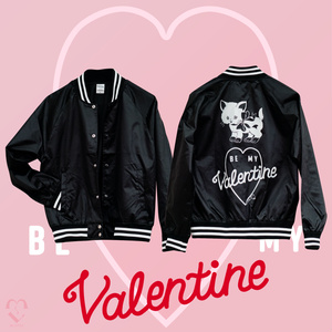 BE MY Valentineスタジアムジャンパー