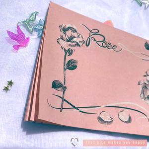 jelly rose メモ帳