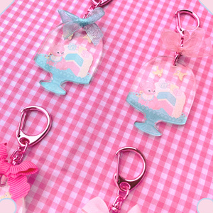 BABY SHOWER PARTY キーホルダー