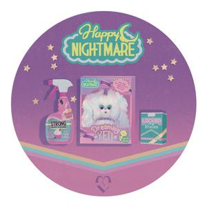 Happy NIGHTMARE マスキングテープ