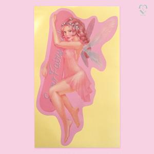 [SALE] fairy board 大判ステッカー
