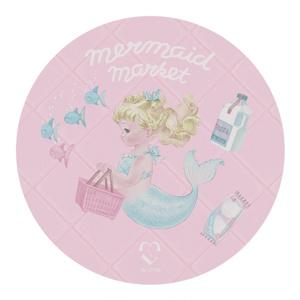 Mermaid Market マスキングテープ