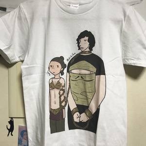 T-shirt(Reylo in cool T-shirts, white)