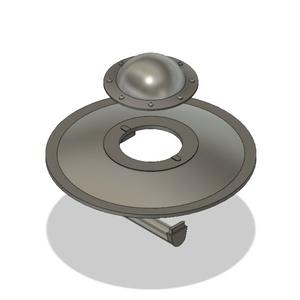 1/3ドール用 盾Lv.1 3Dプリンター用データ
