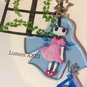 アクキー 水晶の妖精・シンシア