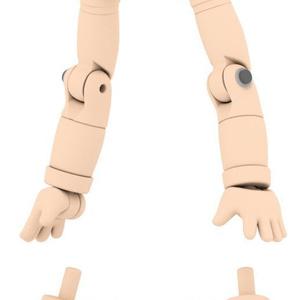 【機人企画】 腕部 パーツセット