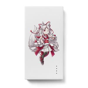【受注生産品】空野家のなかまたち/ななみ姫モバイルバッテリー