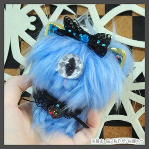 アリス猫又/ライトブルー