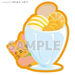 フルーツ猫×Sweetsステッカー