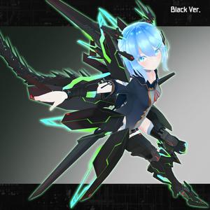 """Eclipse""【Project Assault Dress対応追加アーマー】"