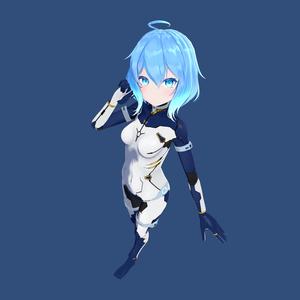 """BodySuit""【I-v&I-sVer.2.0対応改変テクスチャ】"