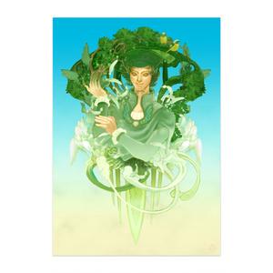 【ポスター】ソロモンの72柱 - ビフロンズ