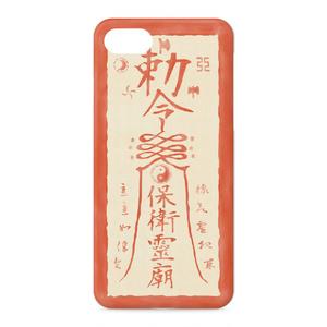 芳香の御札iPhoneケース