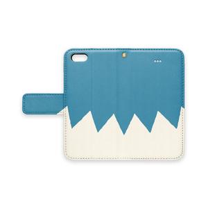 チルノ手帳型iPhoneケース