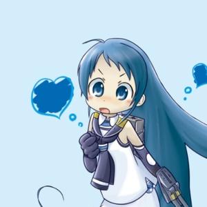 【同人グッズ】【艦これ】缶バッジ・五月雨