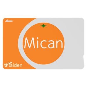 太電Mican風 ICカードステッカー