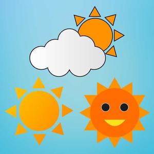 基本の太陽セット