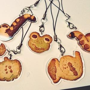 クッキーのアクキー