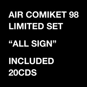 AIR C98 LIMITED ALL SIGN 20CDS