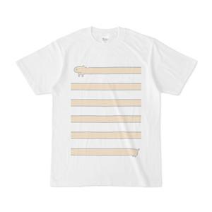 長すぎ!Tシャツ。(犬)