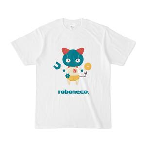 ロボねこちゃんTシャツ。