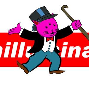 チルミナT Mr.チルミナティxBOXロゴ