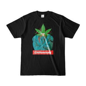 デビル麻ンTシャツ(BLACK)