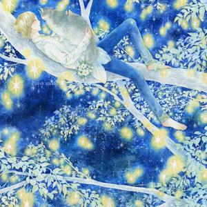 原画「星の樹」
