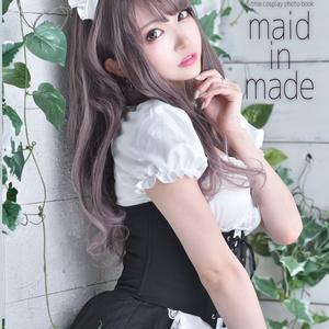 シスル メイド写真集 maid in made