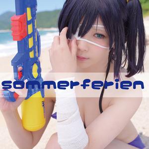 小鳥遊六花 花音コスプレ写真集 sommerferien