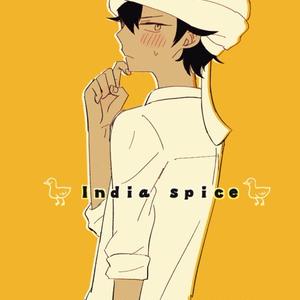 【アキラ受】 India spice