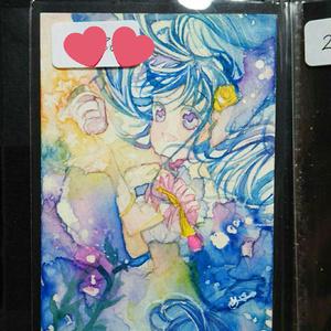 ATC原画:人魚姫