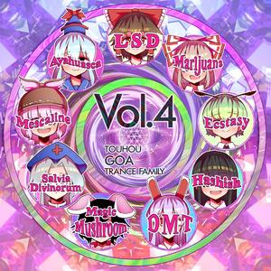 Touhou Goa Trance Family Vol.4