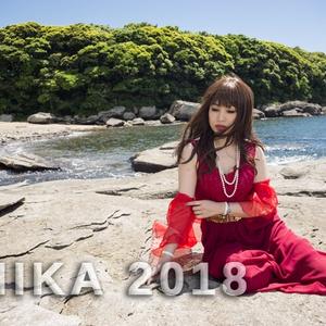 モデル写真集 CHIKA 2018