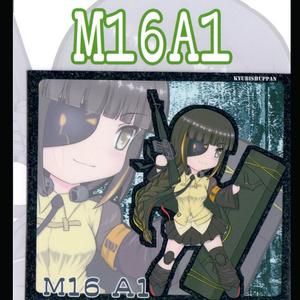 SDキャラマグネット ドルフロ M16A1