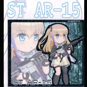SDキャラマグネット ドルフロ STAR-15