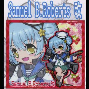 SDキャラマグネット(SQ) 艦これ サミュエル・B・ロバーツ