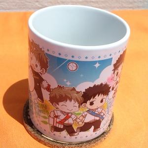 アベミハちゃんなかよしマグカップ