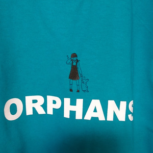 Tシャツ(オーファンズ)サイズM