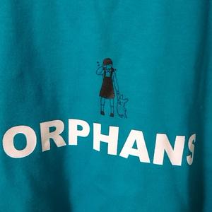 Tシャツ(オーファンズ)サイズL