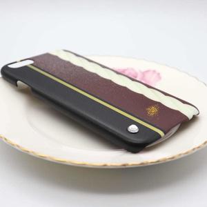 チョコケーキのスマホケース(Aタイプ)