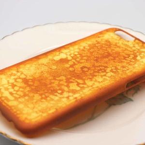 トーストのスマホケース