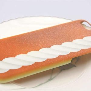 パンケーキのスマホケース(タイプ2)