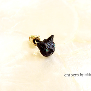 【Collar×Malice】猫とリボンのピアス
