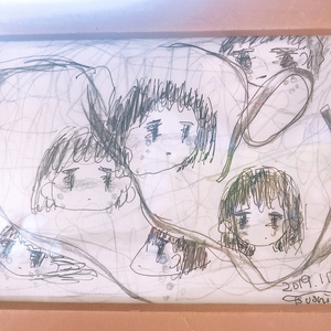 《ドローイング》迷子の子供たち