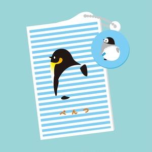 ペンギンICカードケース