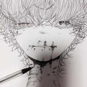 原画(色紙サイズ)